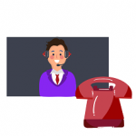 Telephone Phrases to Use at Work
